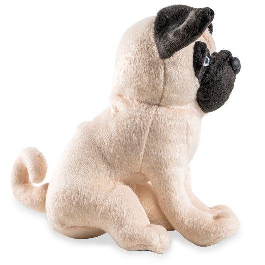 Собачка мопс (23 см) - 2