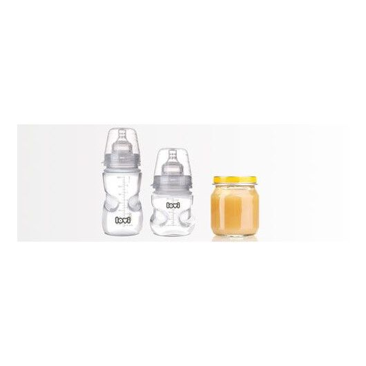 LOVI Підігрівач електричний для пляшечок - білий - 10
