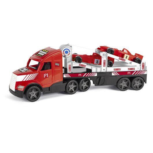 """"""" Magic Truck"""" з авто формула"""