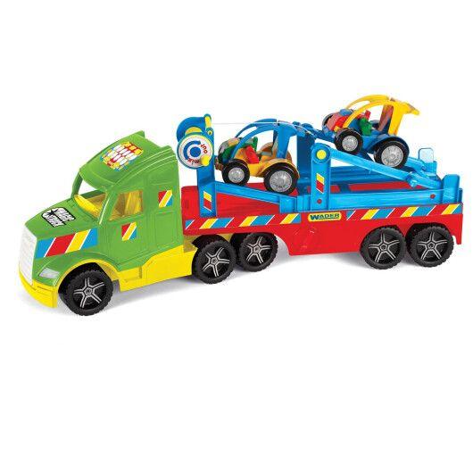 """Magic Truck Basic"" з авто-багги - 2"
