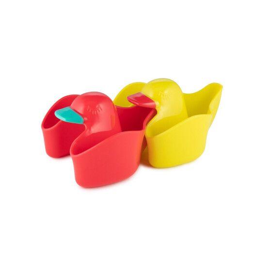 Canpol babies Іграшка для купання 3 шт. Каченята - 5