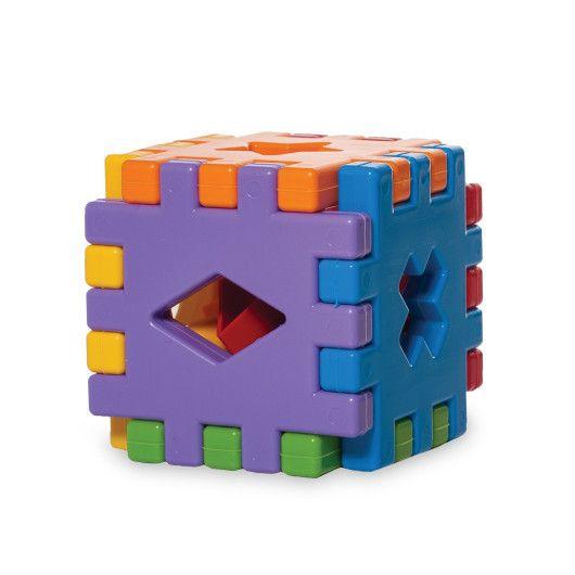 """Іграшка розвиваюча """"Чарівний куб"""" 12 ел. - 3"""