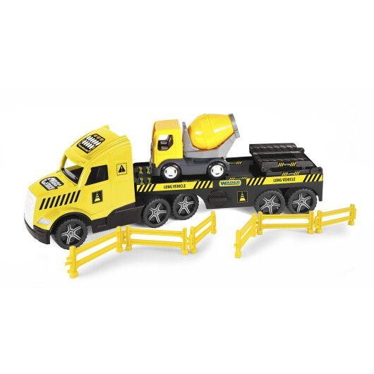 """""""Magic Truck Technik"""" з бетонозмішувачем"""