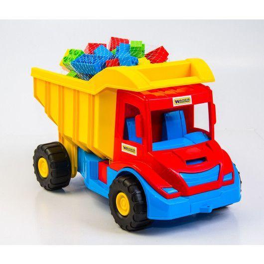 """""""Multi truck"""" вантажівка з конструктором - 2"""