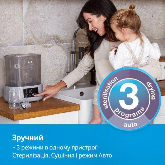 LOVI Стерилізатор електричний паровий з сушкою - 13