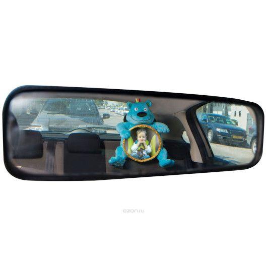 Іграшка дитяче дзеркальце в автомобіль  Ведмедик - 2