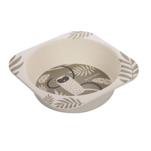 Canpol babies Набір посуду бамбуковий 5 ел. LEMUR - 6