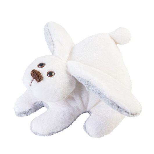 Зайчик Снежок (маленький)