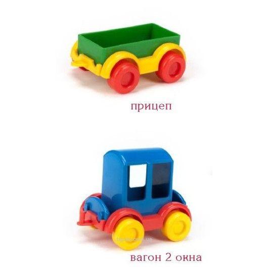 "Авто ""Kid cars"" 12 шт. - 13"