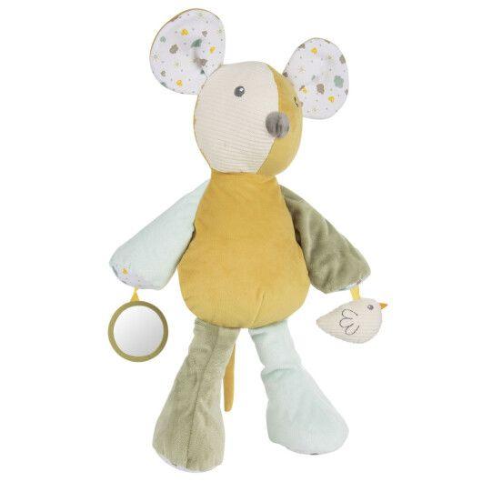 Canpol babies Іграшка плюшева з пищалкою Mouse - 3