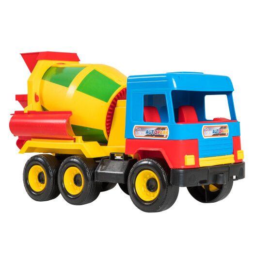"""""""Middle truck"""" бетонозмішувач - 2"""