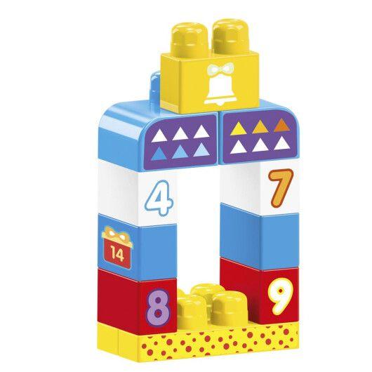 """""""Baby Blocks"""" кубики 30 шт. (в сумці) - 3"""