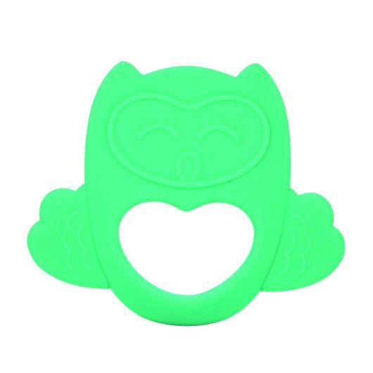 Canpol babies Іграшка-прорізувач силіконова Сова - 2