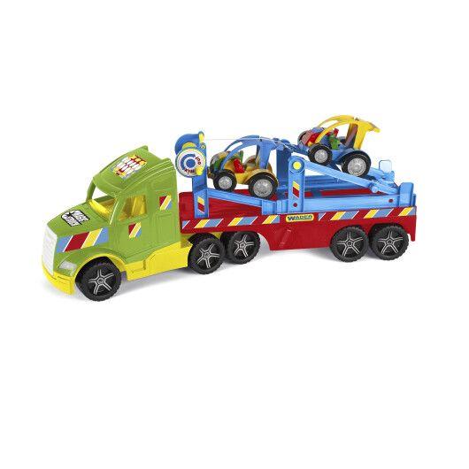 """Magic Truck Basic"" з авто-багги"