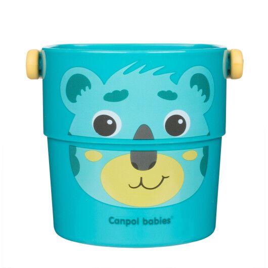 Canpol babies Іграшка-кружечки для купання HELLO LITTLE 3 шт. - 9