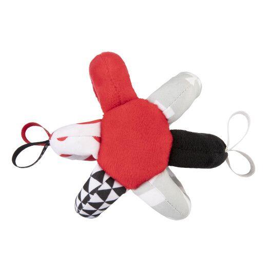 Canpol babies Іграшка-м'ячик м'яка розвиваюча Sensory Toys - 4
