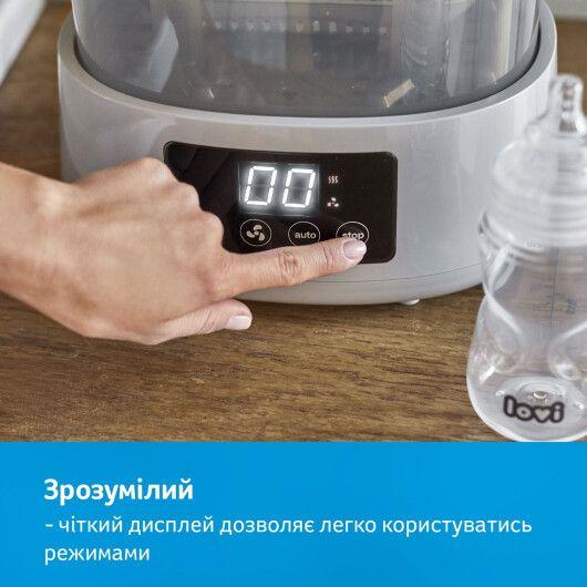 LOVI Стерилізатор електричний паровий з сушкою - 14