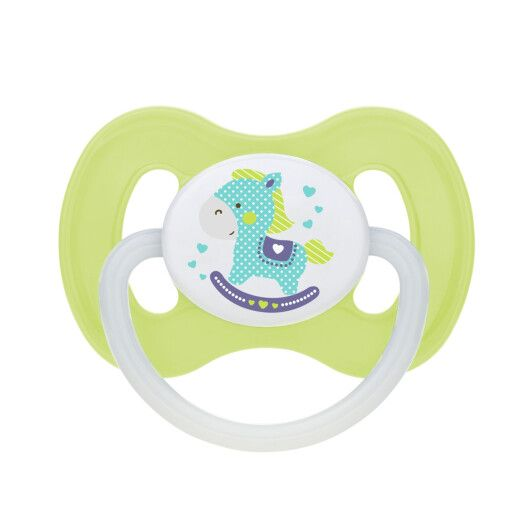 Canpol babies Пустушка силіконова симетрична 18+ м-ців Toys