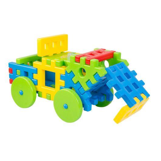 "Іграшка-конструктор ""Поєднайко"" 25 ел. - 2"