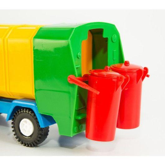 """Mini truck"" сміттєвоз - 2"