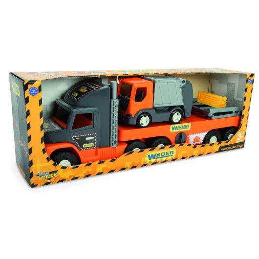 """""""Super Tech Truck"""" з сміттєвозом - 2"""