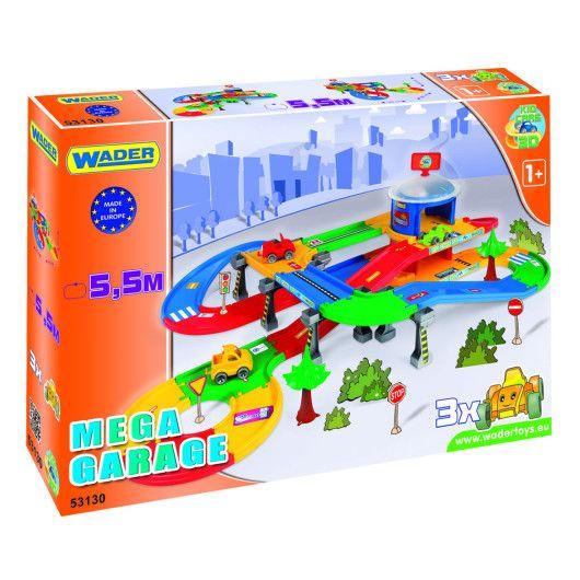 """""""Kid Cars 3D"""" - гараж з трасою (5,5 м) - 2"""