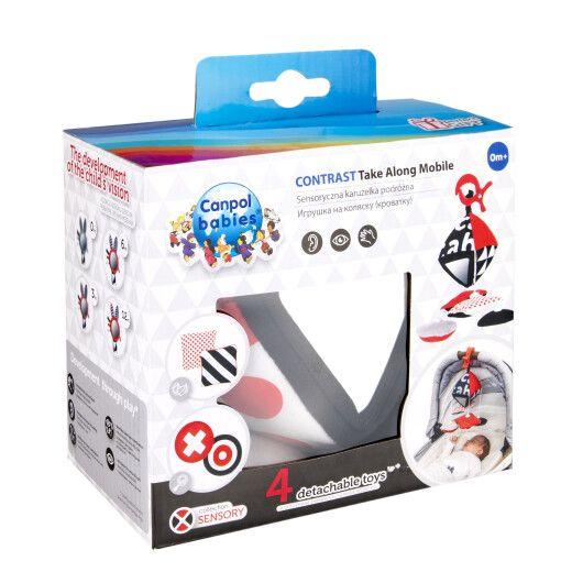 Canpol babies Карусель для подорожей Sensory Toys - 4
