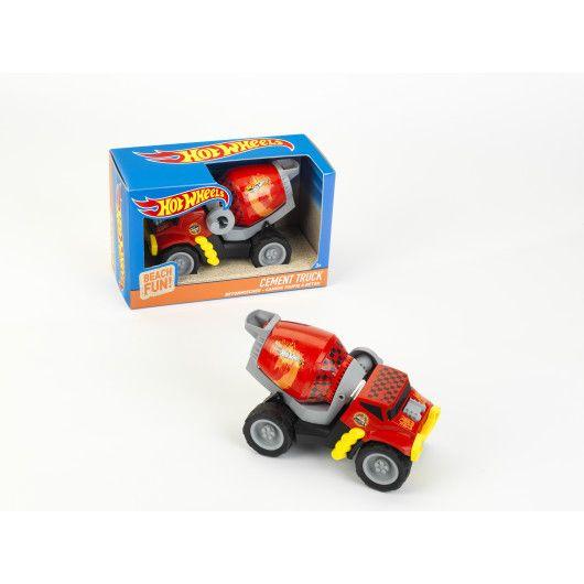 Бетонозмішувач Hot Wheels в коробці - 2