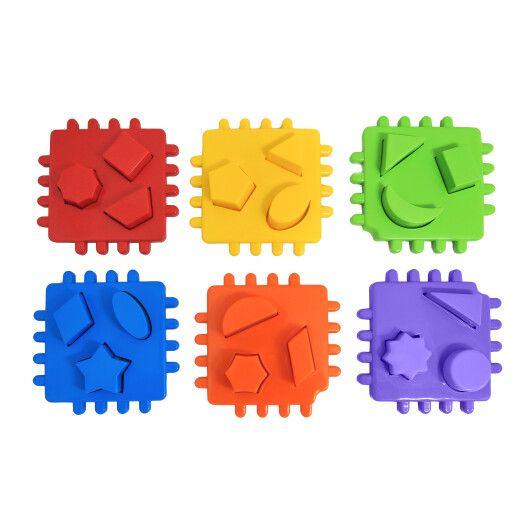"""Іграшка-сортер """"Smart cube"""" 24 ел., Tigres - 3"""