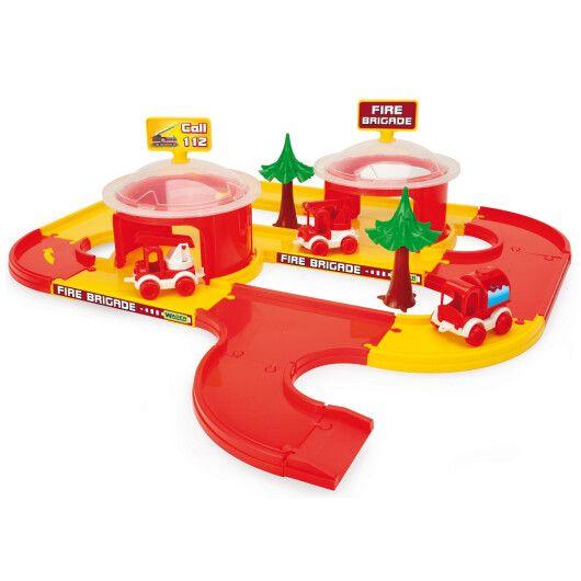 Play Tracks City - набір пожежна - 2