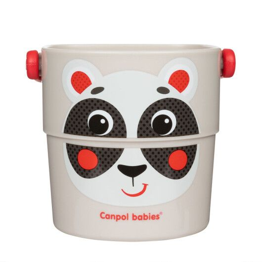 Canpol babies Іграшка-кружечки для купання HELLO LITTLE 3 шт. - 7