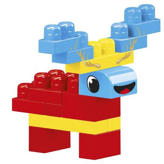 """""""Baby Blocks"""" кубики 30 шт. (в сумці) - 2"""