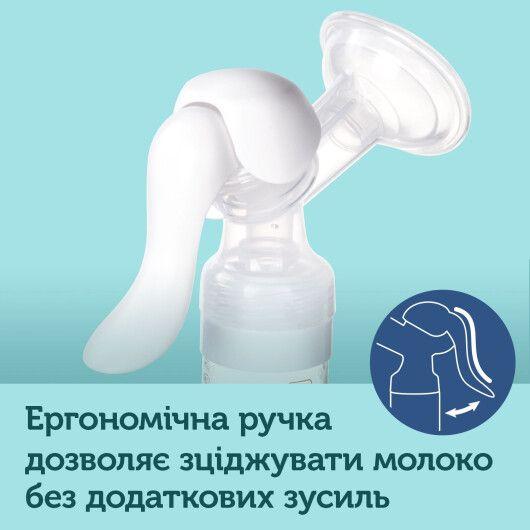 Молоковідсмоктувач ручний Basic - 7