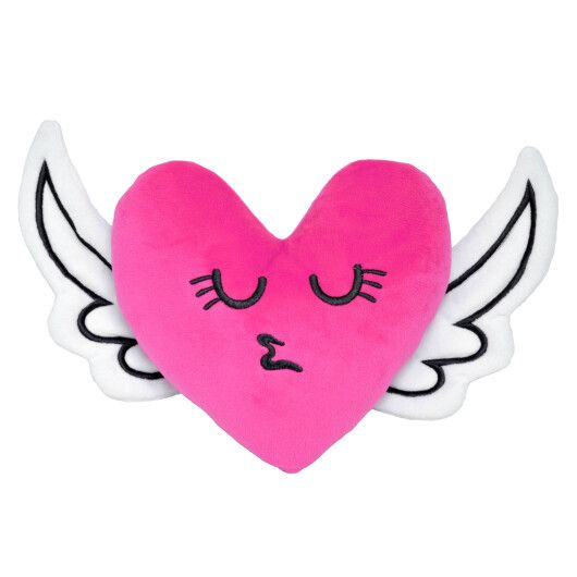 "Подушка - валентинка ""Wings"", Tigres"