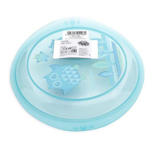 Тарілка пластикова - 2