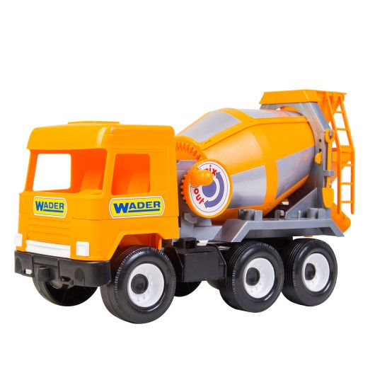 "Auto ""Middle truck"" City concrete mixer"
