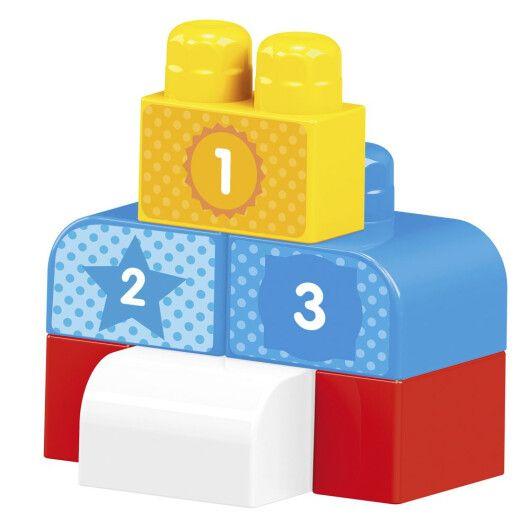 """""""Baby Blocks"""" кубики 30 шт. (в сумці) - 4"""