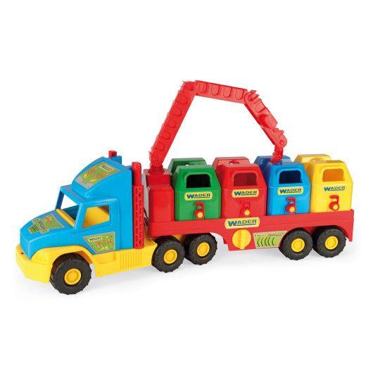 """Super Truck"" смiттєвоз"