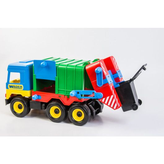 """Middle truck"" сміттєвоз - 5"
