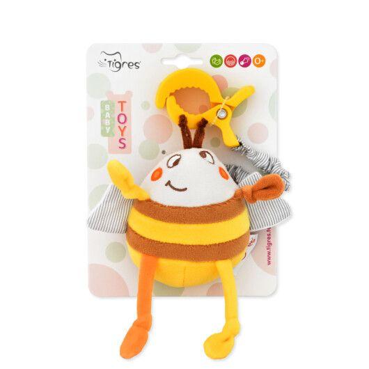 """Іграшка Бджілка """"Веселі малючки"""", Tigres - 3"""