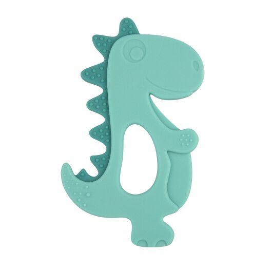 Canpol babies Іграшка-прорізувач силіконова Динозавр
