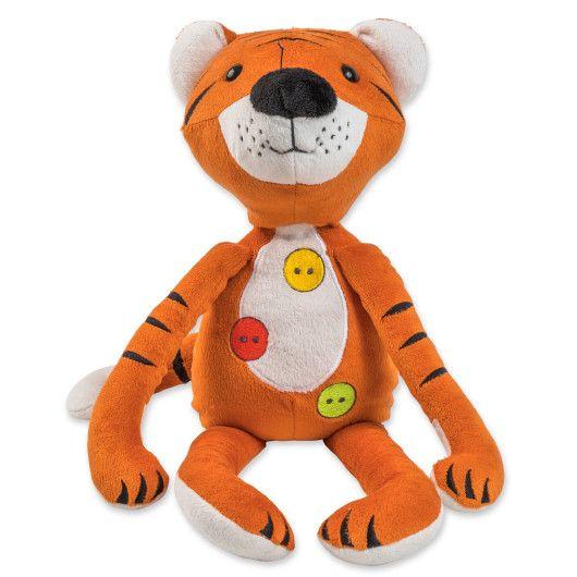 """Тигрик """"Обіймашка"""", 45 см, Tigres - 2"""