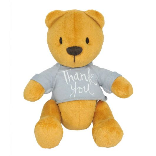 "Ведмедик ""Денні"" thank you, Tigres"
