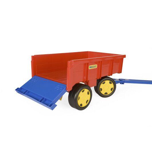 """Трактор """"Гігант"""" з причіпом та ковшем - 3"""