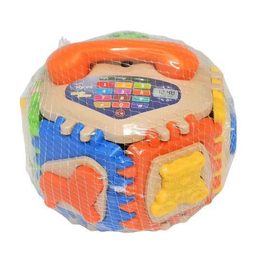"Іграшка-сортер ""Magic phone"" 27 ел., Tigres - 3"