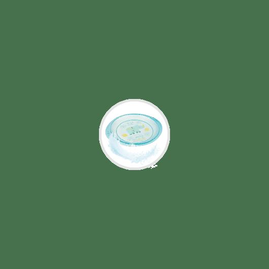 Тарілка пластикова - 4