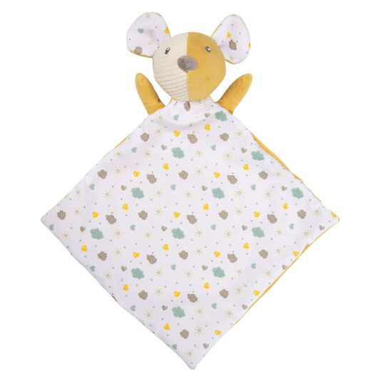 Canpol babies Іграшка плюшева з брязкальцем Mouse