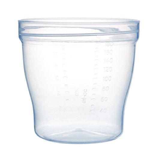 Контейнер для зберігання молока/їжі 4 шт. (180 мл) - 4