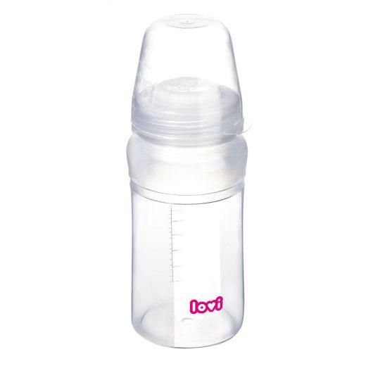 Пляшка силіконова 230 мл LOVI - 2