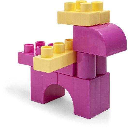 Конструктор 132 ел. в коробці (для дівчат) - 4